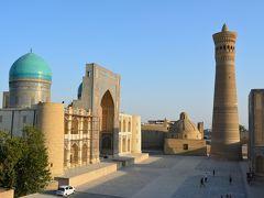 ウズベキスタン駆け足旅(3)【ブハラ】
