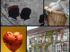 スイス生活 vol.9 ハイデルベルグで学会&そのついでにブリュッセルとブルージュにも!