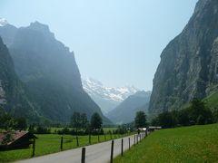 2度目のスイス~⑩~ラウターブルンネンへ