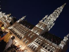 '13夏のドライブ旅行② ベルギー(ブリュッセル~アントワープ) →オランダ →ドイツ(ハンブルク)
