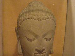 国立博物館の最も美しいブッダとデリー市内観光