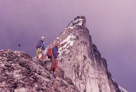 もう一度登りたい 魔の山アイガー