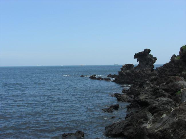 またまた、大姉と姉様と3人で「済州にいきた〜い!!」となり、夏に行ってきました。