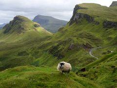 団塊夫婦の世界一周絶景の旅2013年・ヨーロッパ編ーイギリス(2):風光明媚なスカイ島ドライブ