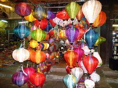 アジアのリゾート・ベトナム(ダナン泊)2013・その5・ホイアンの夜