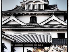 ぶらり日本の城めぐりその42<長浜城>と黒壁スクエア散策 ランチは長浜浪漫ビール飲み比べの旅