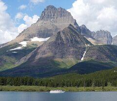 団塊夫婦の世界一周絶景の旅・2013北米ー(3)グレイシャー国立公園・GTTSからメニーグレイシャーへ