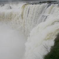 ファーストクラス世界一周で行くマチュピチュ、イグアスの滝【ロンドン−イグアス到着】