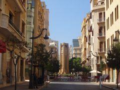 レバノン&キプロス4日間の旅(1)エミレーツ航空ビジネスクラスでドバイ経由ベイルートそして町をぶらぶら