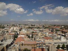 レバノン&キプロス4日間の旅(2)ベイルートからキプロス航空でラルナカそのままニコシアへ