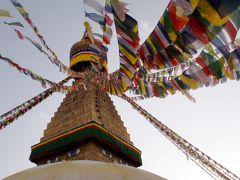 2013年9月インド・ネパール・上海 ★⑤カトマンドゥ編