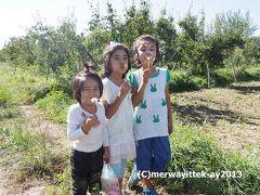 2013年ウイグル4週間の旅-Uyghurdiki seperim-④クチャ