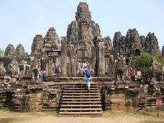タイ・ラオス・カンボジア旅行《カンボジア編》
