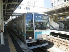2013年9月関東鉄道旅行3(相模線ほか)