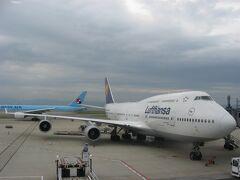 2013年夏ドイツ・オーストリア・ハンガリー弾丸周遊(その1 関西国際空港からLH741便で出発)