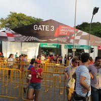 シンガポール F1 グランプリ(Singapore F1 Grand Prix) Part2