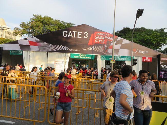 シンガポールF1観戦記の後編です。<br /><br />レースの決勝と、その翌日の旅行記になります。<br /><br />タイガービール工場が、シティからは遠かったですが、面白かったです。