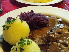 ドイツ料理はドイツの大地の豊かさを物語る