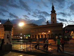 世界遺産を歩く!クロアチアとウィーンの9日間*1・2日目:東京→ザグレブ