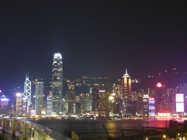 マカオ・香港・シンガポール旅行記 Vol.2 香港編