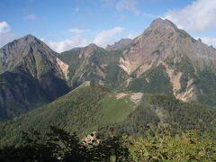 2013 権現岳&赤岳山行