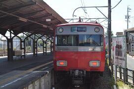 2013年9月名古屋鉄道全線乗りつぶし1(名古屋本線・豊川線)
