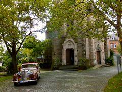 ドイツ:古めかしい町並みタウヌスエリア