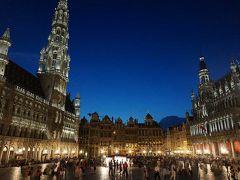 団塊夫婦の世界一周絶景の旅2013年・ヨーロッパ編ーベルギー(1):インスブルックからブリュッセルヘ