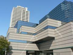 日本の旅 関西を歩く 東大阪市の大阪府立中央図書館周辺