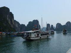 2013 ラオス・ベトナムの旅 2 ハロン湾日帰りツアー