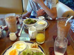 06.お盆明けの箱根1泊 リニューアルしたリゾーピア箱根 ラウンジロイヤルウッドの朝食
