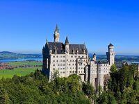 ノイシュヴァンシュタイン城   <ホーエンシュヴァンガウ城> と  ヴィース教会~南ドイツ ドライブの旅