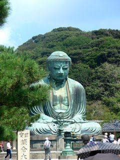 【近郊32】2013.9鎌倉・江の島バス旅行1-鶴岡八幡宮,鎌倉大仏