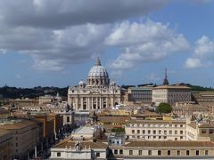 リバティ・オブ・ザ・シーズ・西地中海クルーズ(2013年夏)⑤ローマ