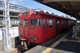 2013年9月名古屋鉄道全線乗りつぶし2(蒲郡線・西尾線)