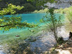 世界遺産を歩く!クロアチアとウィーンの9日間*3日目:プリトヴィッツェ湖群国立公園