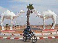 じじいのバイク一人旅18(続モロッコ・西サハラ編)