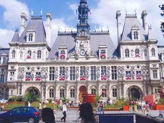 ツアーで行く2007年フランス旅行その4。パリ市内観光1。