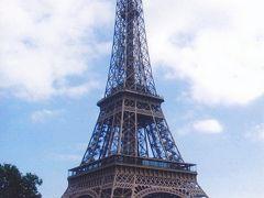 ツアーで行く2007年フランス旅行その5。パリ市内観光2、帰国。