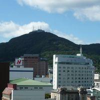 今年2度目の函館ー函館山の百万ドルの夜景にチャレンジ