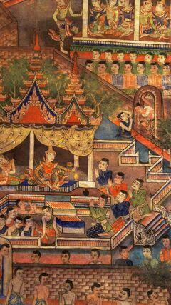 Sabaai! Northern Thailand(14)チェンマイ旧市街の寺院を巡り、チャルンラート通りで買い物に溺れる。