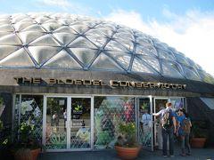 クイーン・エリザベス公園 2回目: ブローデル温室植物園