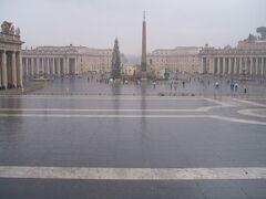 バチカン市国・ピサ・ローマ2008 正月家族旅行