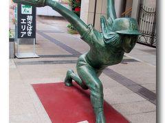 Solitary Journey [1249] 台風18号となかよく北進~'水島新司まんがストリート'<東北~北海道13泊14日の車旅>/新潟県新潟市