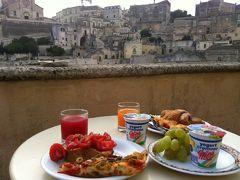 南イタリアの旅 3 マテーラは落ち着く街