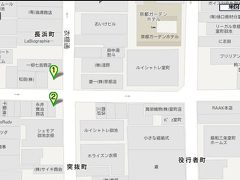 京都探訪 烏丸御池 グルメ編1