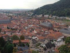 中央ヨーロッパ旅行 10-8(ハイデルベルグとフランクフルト)