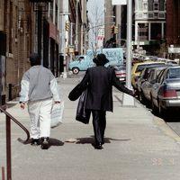 あまりにも遠い記憶 NewYork 1993年4月