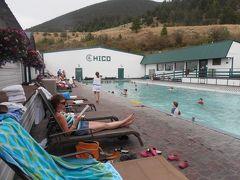バンクーバーからイエローストーンまで、4300kmのドライブ旅行 ⑫Chico Hot Springs