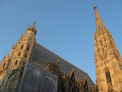 2013年夏ドイツ・オーストリア・ハンガリー弾丸周遊(その3 6年ぶりのウィーン滞在)